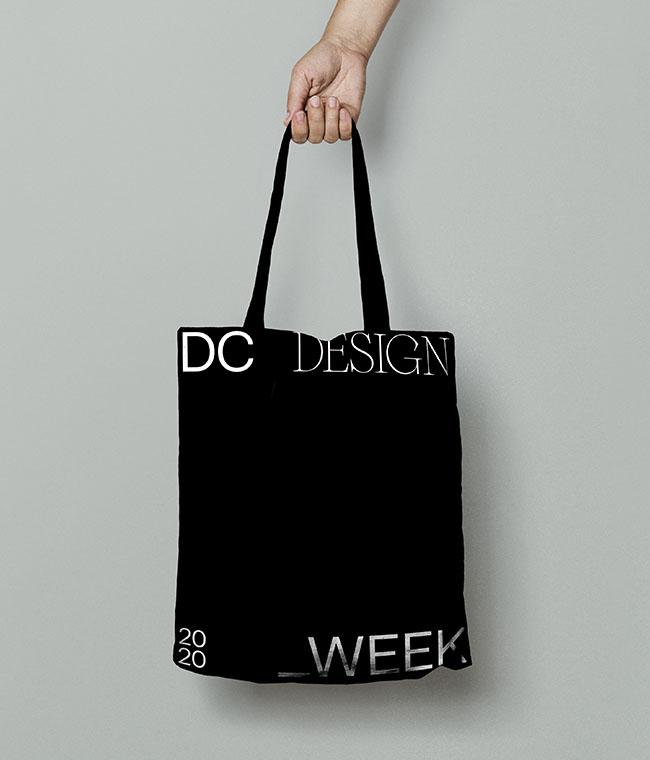 Swag design for DC Design Week
